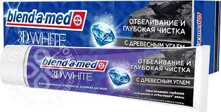 Купить <b>Зубная паста Blend</b>-a-<b>med 3D</b> White Отбеливание и ...