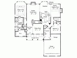 Eplans Country House Plan   L Shaped Home   Square Feet and    Level