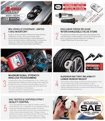 <b>Autel</b> TPMS Tool MX Sensor <b>433MHZ 315MHZ</b> Car Tire Repair Tool ...