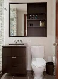 sliding bathroom mirror: wood bathroom medicine cabinets with sliding mirror over white toilet bathroom renovation pinterest toilets dark wood bathroom