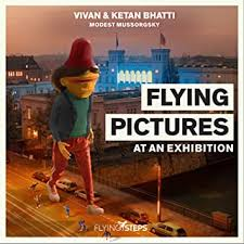 <b>Flying Steps</b> - Flying <b>Pictures</b> At An Exhibition - Amazon.com Music
