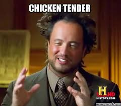 chicken tender via Relatably.com