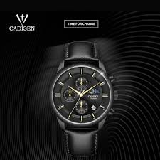 <b>CADISEN</b> 2019 new <b>Men's</b> Watches <b>Mens</b> Watches Top Brand ...
