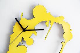 Small Picture Impressive Unique Wall Clock Design 44 Cool Wall Clock Ideas