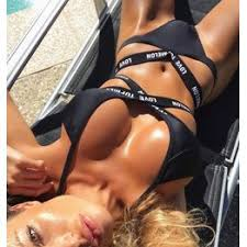2018 New Women sexy Bikini set push up padded swimwear ... - Vova