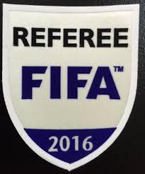 List of FIFA international referees
