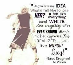 """<b>Natsu quote</b> 