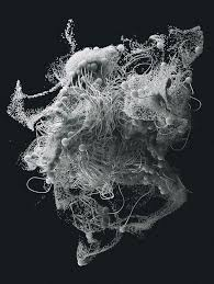 An exploration of negative space and <b>abstract forms</b> in 3D. (With ...