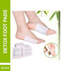 SURSAI <b>30Pcs</b> Kinoki Cleansing <b>Detox Foot</b> Pads Foot Care: Buy ...