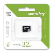 Отзывы о <b>Карта памяти SmartBuy</b> MicroSDHC 32Gb Class10