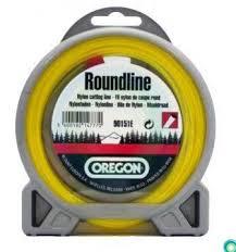 """<b>Леска триммерная</b> OREGON """"Roundline"""" (2.4мм,жёлтый,90м ..."""