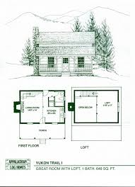 Small Cabin Blueprints Small Cabin House Floor Plans Small for    Creative Cottages Floor Plans Free Online Image House Plans pertaining to Cottage House Plans With Loft