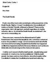essays against capital punishment   get help from custom college  essay against capital punishment essay against capital punishment