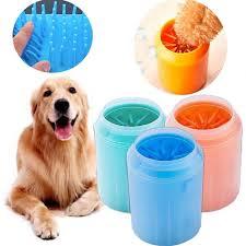 Приспособление для <b>очистки</b> лап для собак мягкий силиконовый ...