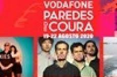 IDLES e The Comet Is Coming no Vodafone Paredes de Coura 2020
