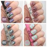 M nail designs