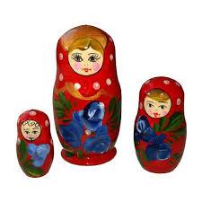 """<b>RN Toys матрешка</b> """"гуашь"""" расписная 3в1 Д-268 - Детский ..."""