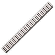 Водоотводящая <b>решетка AlcaPlast PURE</b>-650L (650 мм ...