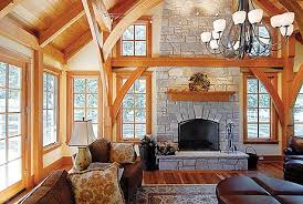 The Popular Timber Frame House Plan   AyanaHousesmall timber frame house plans