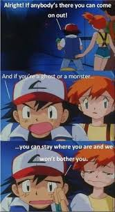 Memes Vault Pokémon Memes – Ash And Misty via Relatably.com