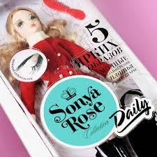 Дизайн упаковки коллекционных <b>кукол Sonya Rose</b> от Getbrand