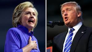 Image result for Hillary and Trump's Deplorables