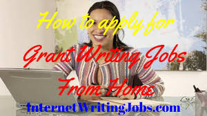 grant writing jobs from home grant writing jobs from home