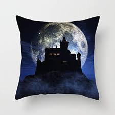 FASTCXV <b>Halloween Digital Printing</b> car <b>Sofa</b> Pillow Pillowcase ...