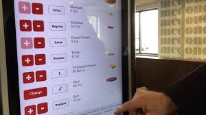 McDonald's owner demonstrates <b>new touch-screen</b> kiosks - YouTube