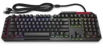 <b>HP Omen</b> Sequencer Keyboard и <b>Reactor Mouse</b>: клавиатура и ...