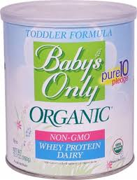 Nature's One Baby's Only Organic Whey Protein Dairy ... - Kroger