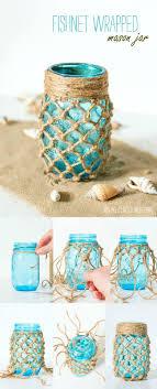 jar crafts home easy diy:  fish not included  diy mason jar crafts homebnc