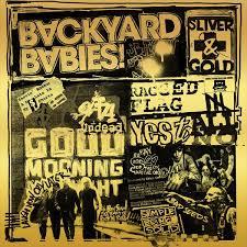 <b>Backyard Babies</b> - <b>Sliver</b> And Gold (black LP)