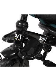 <b>Велосипед 3-х колесный</b> KariKids XG6631-T16V20: цвет зеленый ...