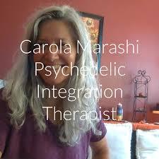 Carola Marashi M.A. Psychedelic Integration Therapist