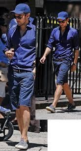 shades of blue. <b>casual street</b> style :: Johannes Huebl in <b>2019</b> ...
