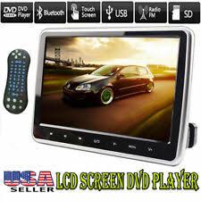 Bluetooth Ready <b>Headrest Car</b> Video <b>Monitors</b> with Built - In Player ...