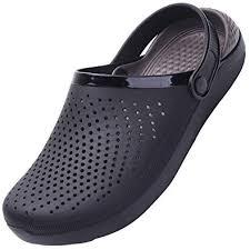 adituo <b>Men and Women</b> Garden Clogs Shoes <b>Quick Drying</b> Summer