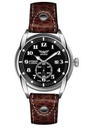 Мужские наручные <b>часы Aviator V</b>.<b>3.07.0.081.4</b> (Vintage Bristol ...