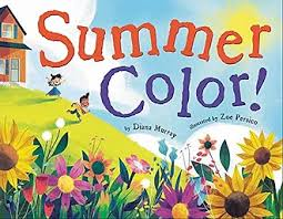 <b>SUMMER COLOR</b> | DIANA MURRAY