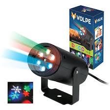 <b>Светильник</b>-<b>проектор светодиодный Volpe ULI</b>-<b>Q306</b> 4W/RGB ...