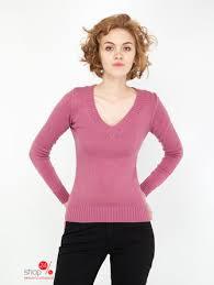 <b>Пуловер Terranova</b>, цвет темно-розовый - купить в Москве по ...