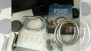 <b>Шланг для душа esko</b> ASH16 (1,6 м), кольца, крепеж купить в ...
