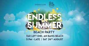 Endless <b>Summer Beach</b> Party - Shore Club