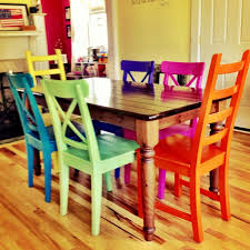 1000 ideas about bright painted furniture on pinterest furniture kitchen bench seating and color of the year bright painted furniture