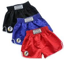 <b>Fluory kids</b> and adult boxing shorts mma 100% polyester kick <b>muay</b> ...