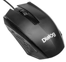 <b>мышь</b> компьютерная <b>Dialog MOC</b>-<b>19U</b> black по самой выгодной ...