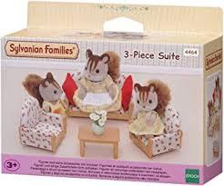 Sylvanian Families - Suite (<b>3 Pieces</b>): Amazon.co.uk: Toys & Games