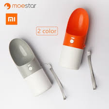<b>XIAOMI</b> MOESTAR ROCKET 270ML Portable <b>Dog</b> Water Bottle ...