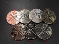 16 Best Signature <b>Coins</b>: Challenge Coin <b>Plating</b> Options images in ...